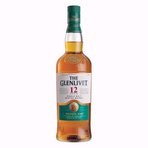 The Glenlivet 12 Year Old 750ml