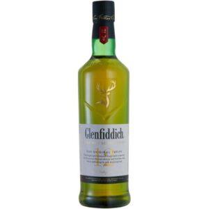 Glenfiddich Whisky 750ml Bottle