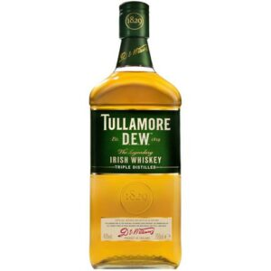 Tullamore Dew - Irish Whiskey - 750ml