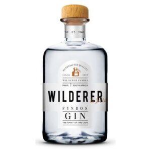 Wilderer - Fynbos Gin - 500ml