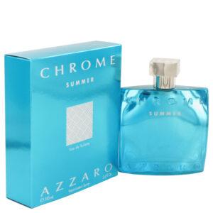 Azzaro Chrome Summer Eau de Toilette 100ml