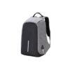 Anti-Theft Waterproof Laptop Backpack - Grey