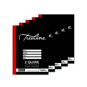 Treeline HardCover Book 2 Quire A4 192pg
