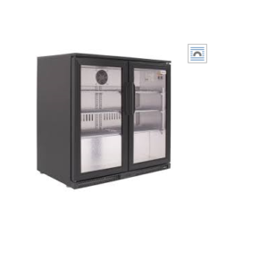SnoMaster- 220L Under Bar Beverage Cooler