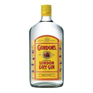 Gordon's London Dry Gin Bottle
