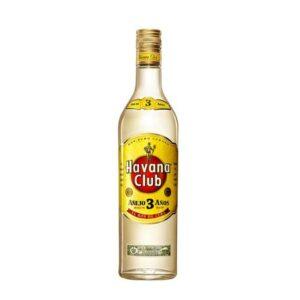 Havana Club - Anejo 3 Year Old Rum - 750ml