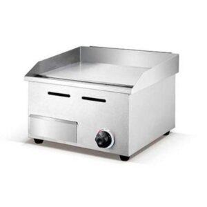 Ideal 550mm Flat Top Gas Griller