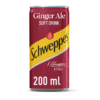 Schweppes - Ginger Ale - 24 x 200ml
