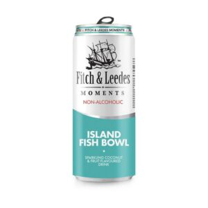 Fitch & Leedes Moments Collection - Island Fish Bowl
