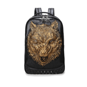 Wolf (Pure Spirit) Back Pack Bag