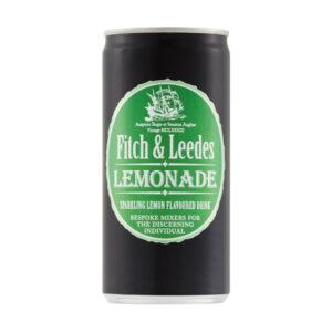 Fitch & Leedes Lemonade - 24 x 200ml