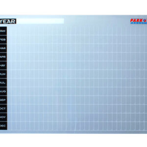 Yearly Planner Cast Acrylic - 600 x 450mm
