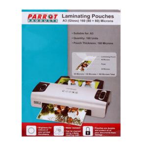 Laminating Pouches A3 - Gloss - 305x426mm