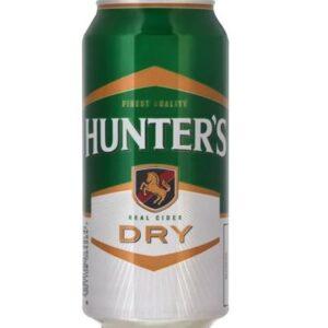 Hunters Cider Dry 440ml