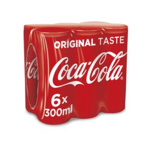 Coca - Cola Can 24 x 300ML