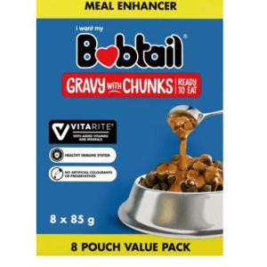 Bobtail Gravy Chunks Multipack 8 x 85g