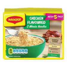 Maggi 2-Minute Noodles Pack of 5