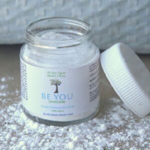 Be You Skincare Exfoliating Rice Scrub 50 ml