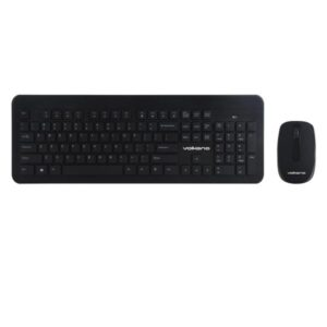 Cobalt Series Wireless Keyboard & Mouse Combo