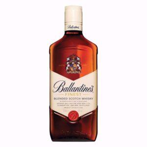 Ballantines Finest Blend Scotch 750ML