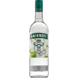 Flavoured Smirnoff 1818 Vodka 750ml