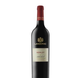 Lanzerac Merlot Wine 750ml