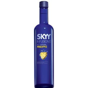 Skyy Vodka Pineapple 750ml