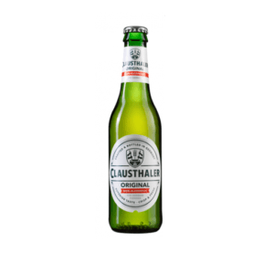 Clausthaler Beer Alcohol Free Bottle 24x330ml