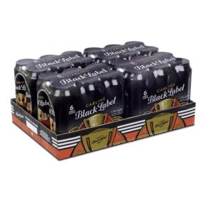 Carling Black Label Beer 24x500ml