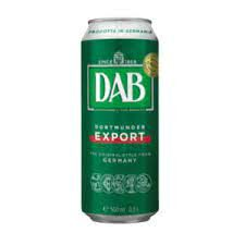 Dab Beer Lager Can 24x500ml