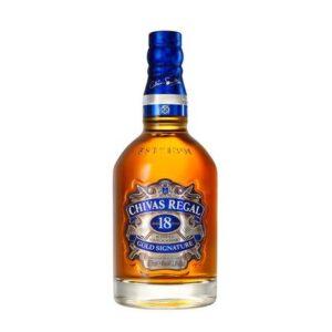 Chivas Regal 18 Year Old Scotch Whisky 750ML