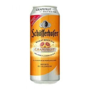 Schofferhofer Weizenbier Graprefruit Beer Can