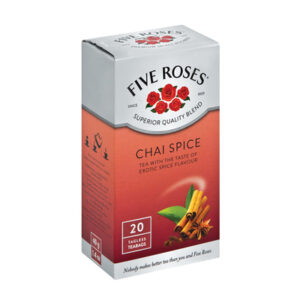 Five Roses Flavoured Tea 20's
