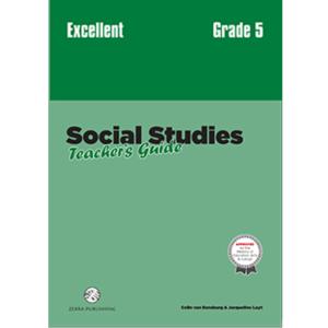 Excellent Social Studies Teachers Guide