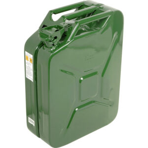 TM Jerry Can Metal 10L