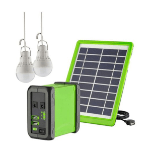 DC Light Kit - 5W Solar Panel