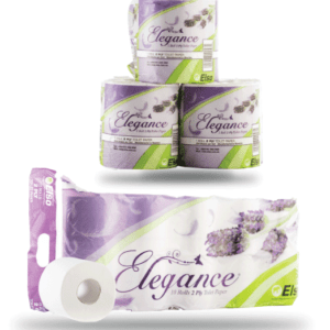 Elso Elegance Toilet Paper 2Ply 350 sheets