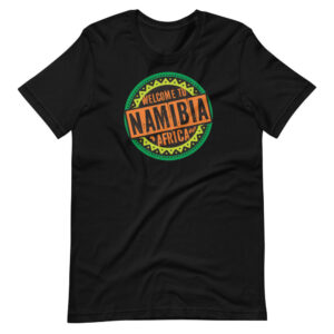 EES Welcome To Namibia Shirts