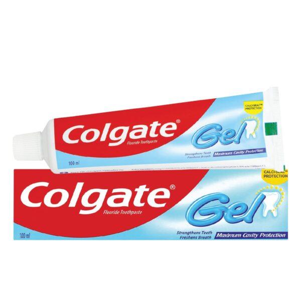 Colgate Toothpaste Gel 100ml