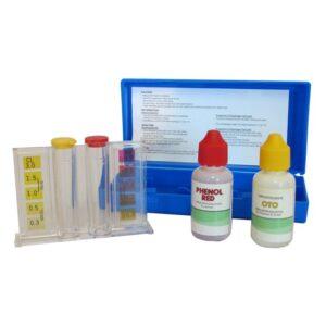 PH & CL Dual Test Kit