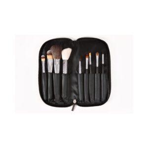 9pc Makeup Brush Set