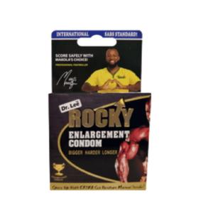 Rocky Condoms Enlargement 24x3's