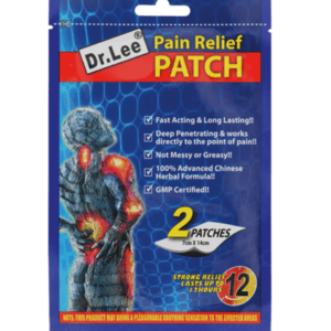 Dr Lee Pain Relief Patch 10x2's