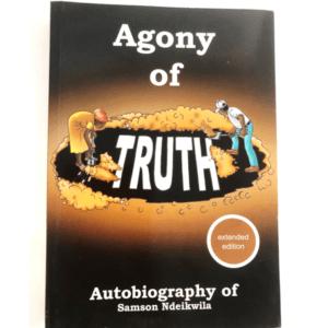 Agony Of Truth