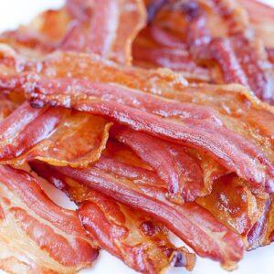 100g Bacon strips