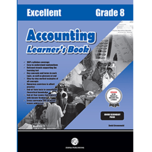 Excellent Accounting Learner's Book