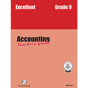 Excellent Accounting Teacher's Guide
