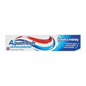 Aquafresh Blue Toothpaste