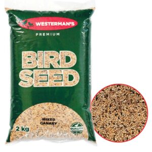 Westerman's Mixed Canary Seed 2Kg