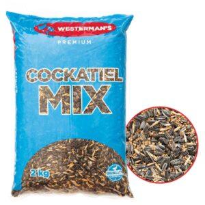 Westerman's Cockatiel Seed 2Kg